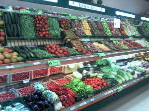 Tienda de Fruites Barberá en Tortosa